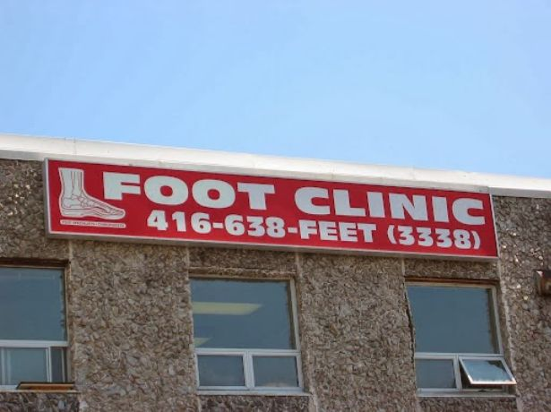 Foot Clinic Storefront